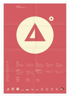 Universal Branding System (Bitsland) Poster #inspiration #creative #design #graphic #grid #system #poster #typography