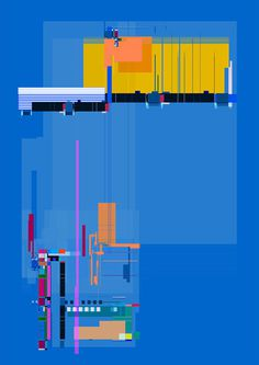 Machine No. 1 #machine #graphic #geometric #digital #illustration #art