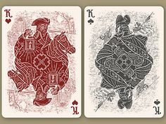 #illustration #playingcards