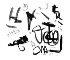 AAA #graffiti #sharpie #tags #black