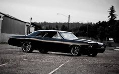 Tumblr #restoration #chevrolet #car #black