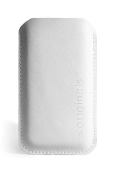 iPhone 5 Sleeve White #iphone #white