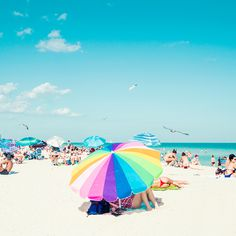 South Beach II on Behance by David Behar