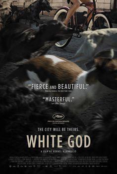 Fehér Isten, Gravillis Inc. #movie #film #poster