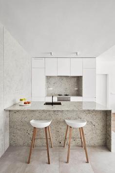 Villarroel Apartment by Raúl Sánchez Architects