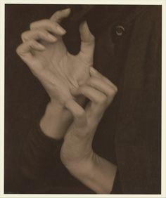 georgia's hands