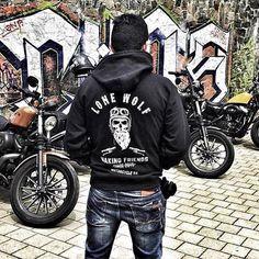 """Buso """"Making Friends"""" - Ventas Whatsapp: 3146159149 - Tienda Online: www.lonewolfmotorcycle.co"""