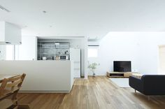 無印良品の家 #interior #architecture