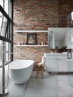 bathroom by Ancerl Studio