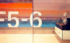 Corporate & Brand Identity - CPH Go, Denmark on the Behance Network #setting #environment #wall #number #spectrum #airport
