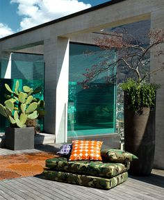 outdoor, architecture, house, dream home, outdoor furniture
