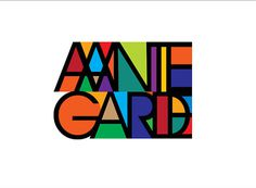 avant garde #avante #garde #africa #design #graphic #south #logo #kimberley #type #typo #typography