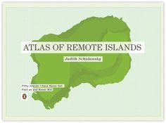 Design Work Life » Recent Grad: Trent Edwards: Atlas of Remote Islands Redesign
