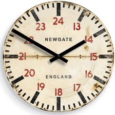 M E T S A #clock #object