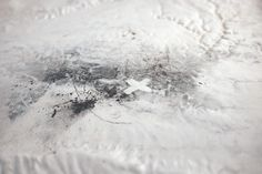 RELIEF 108/37 GERALD LEWIS #painting #relief #map