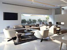 Elegant and Warm House Interior