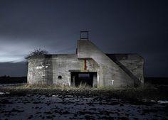 Colossal #wwii #concrete #architecture #bunker