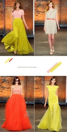 D E S I G N L O V E F E S T - Part 5 #fashion #color #scheme