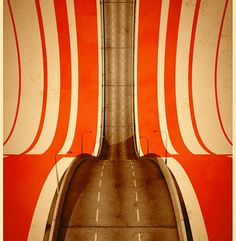 Recent Design Inspirations | Fab.com #stripes