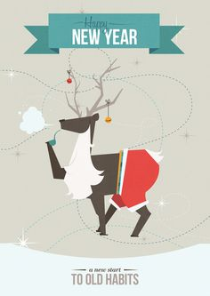 Season's Greetings: 2011/2012 on the Behance Network #christmas