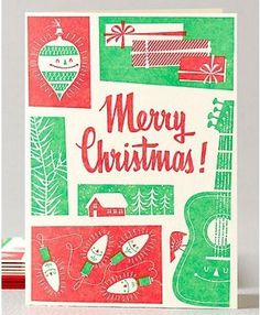 Pinned Image #christmas #card #design