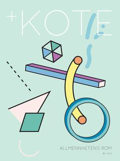 +Kote - Gala #abstract #design #graphic #illustration #collage