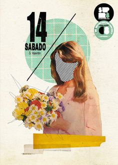 Lovesick on Behance #design #collage