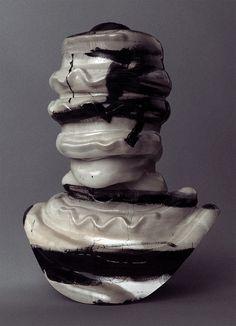 NAD (Ribbed Franz Kline) | Flickr Photo Sharing! #bust #sculpture #3d