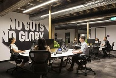 Enero Group Offices in Sydney, The Bold Collective 3