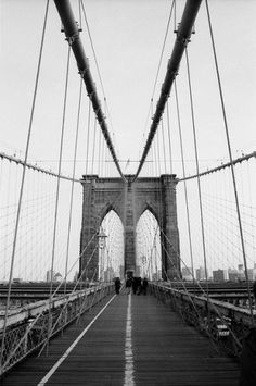 New York | Flickr - Photo Sharing! #white #photgraphy #black #and #york #bridge #brooklyn #new