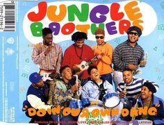 Native Tongue x A Tribe Called Quest x New Birth « Slang Rap Democracy #atcq #de #monie #la #brothers #love #jungle #soul