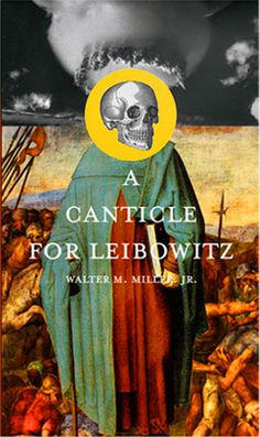A Canticle for Leibowitz #book #bookcover #layout #print
