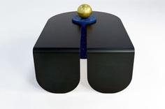 U&I Coffee Table by Birnam Wood Studio