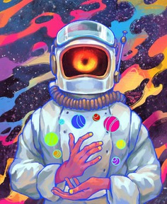 black hole by Koscheivna