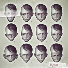 Heads #head #unknowcracity #design #character