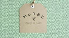Murbe - wesemua #logo #tag #pattern #brandmark