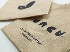 Jacu Coffee Roastery - Visual identity/Branding on the Behance Network