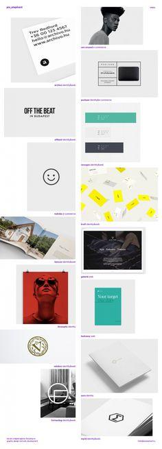 webdesign inspiration by mindsparklemag www.mindsparklemag.com Pixelphant design showreel portfolio design designer modern best cool typogra