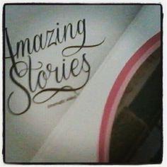 Amazing Stories #logo