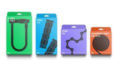 Bicicleta Art & Design by D. Kim #packaging
