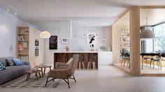 apartment condo interior