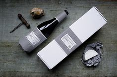 Hrsz. 737 - Beautiful Wine Bottle Packaging Design by Eszter Laki