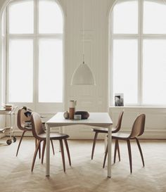 The Design Chaser: Interior Styling | Two Toned Wood #interior #design #decor #deco #decoration