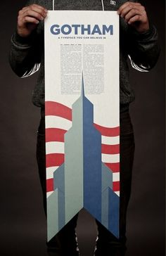 Gotham - Mark Ledgerwood, Art & Illustration