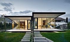 Peter Pichler Architecture: Mirror Houses | Sgustok Design