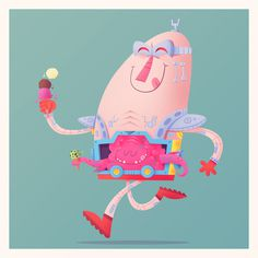 The Art of Matt Kaufenberg #krang