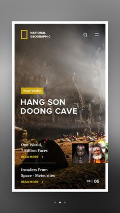 National Geographic Mobile
