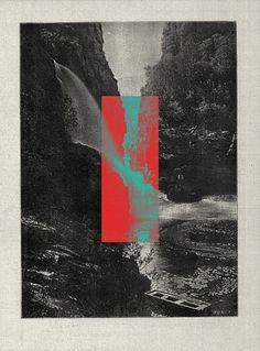 Void Art Print by Thrashin | Society6 #illustration #collage