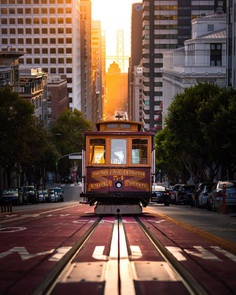 Gorgeous Urban Landscapes of San Francisco by Ryan Thomas