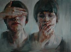 Shaun Ferguson - BOOOOOOOM! - CREATE * INSPIRE * COMMUNITY * ART * DESIGN * MUSIC * FILM * PHOTO * PROJECTS #portrait #painting